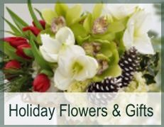 Award-winning Christmas Gifts - Poinsettias, Christmas Centerpieces, Gift Baskets, Corporate Gifts. Carithers Flowers Atlanta