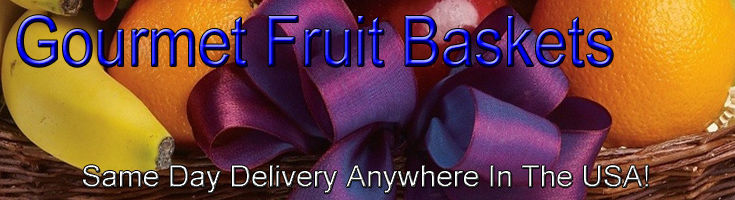 Fruit, Gift Baskets