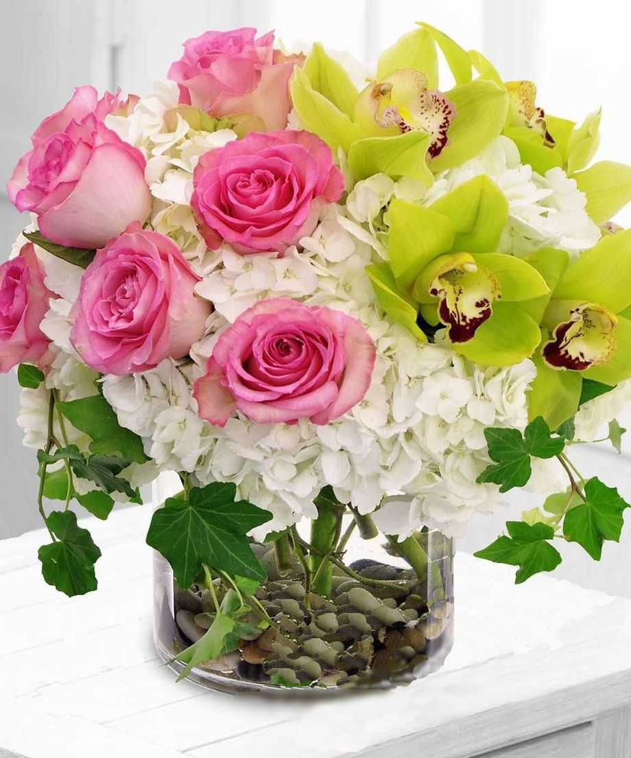 Voted Best Florist Lawrenceville Local Fresh Flower Delivery
