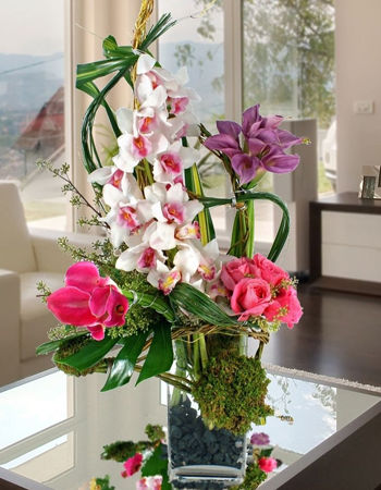 Farm-Fresh Flower Arrangements in Atlanta by Carithers Flowers