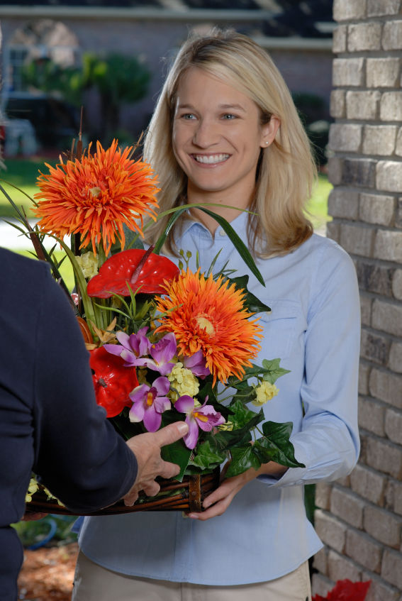 Flower Delivery Images