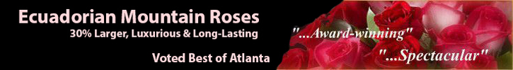 Valentine's Day Roses | Voted Best of Atlanta