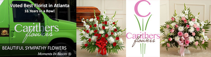 Elegant Funeral Flowers Carithers Flowers Voted Best Florist In