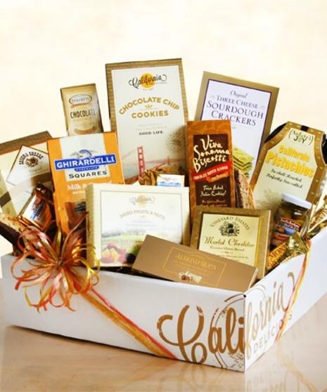 California Artisinal Gourmet Crate