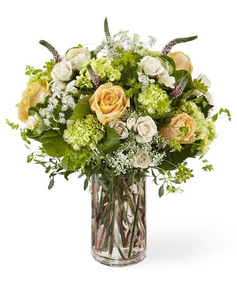 Roses & Wildflowers