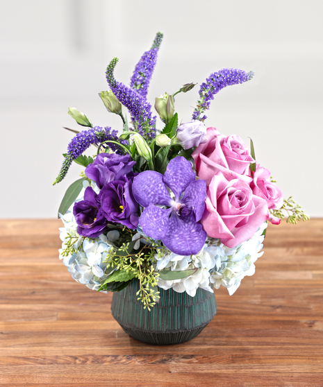 Purple & Lavender Surprise