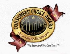 Consumer Choice Award - Voted Best Florist