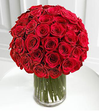Luxury Red Roses Delivery