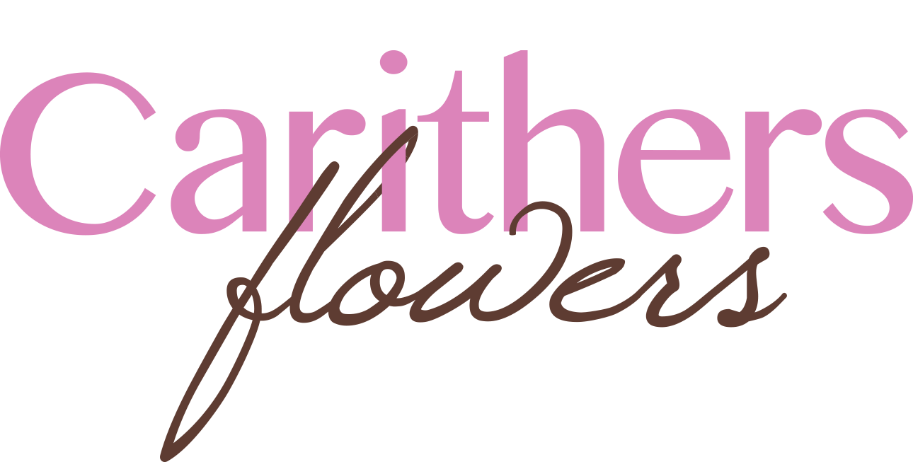 Logo for Carithers Flowers Marietta