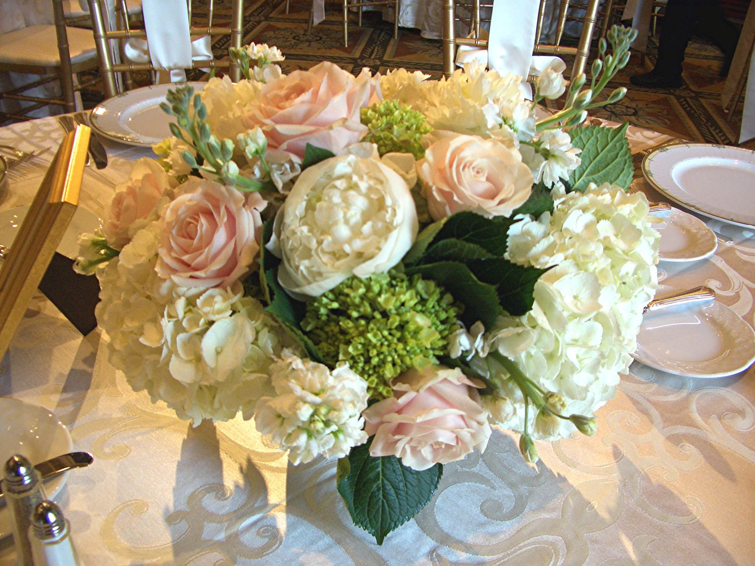 Wedding reception flowers centerpieces decorations